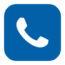 icon of telephone